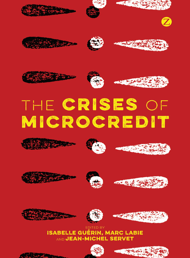 The Crises of Microcredit - Book cover