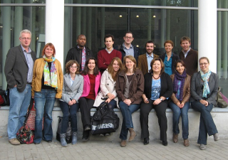 CERMi group photo - 2013